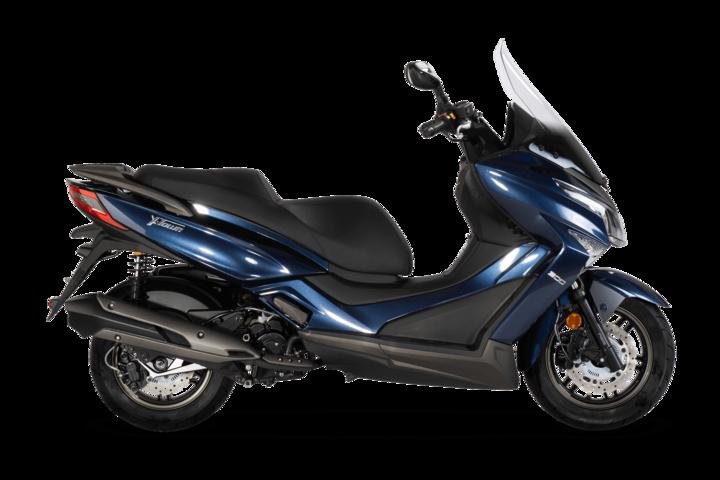 125ccm Motorroller / Roller X-TOWN CT 125i CBS - KYMCO