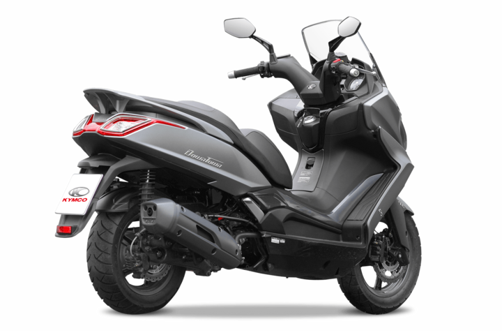 125ccm motorroller roller new downtown 125i abs kymco. Black Bedroom Furniture Sets. Home Design Ideas