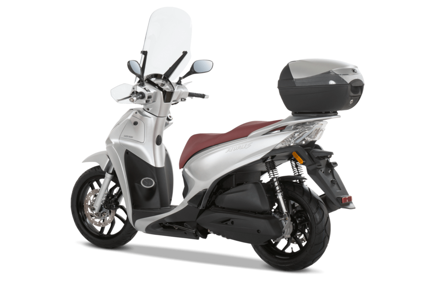 200ccm Motorroller / Roller NEW PEOPLE S 200i ABS - KYMCO