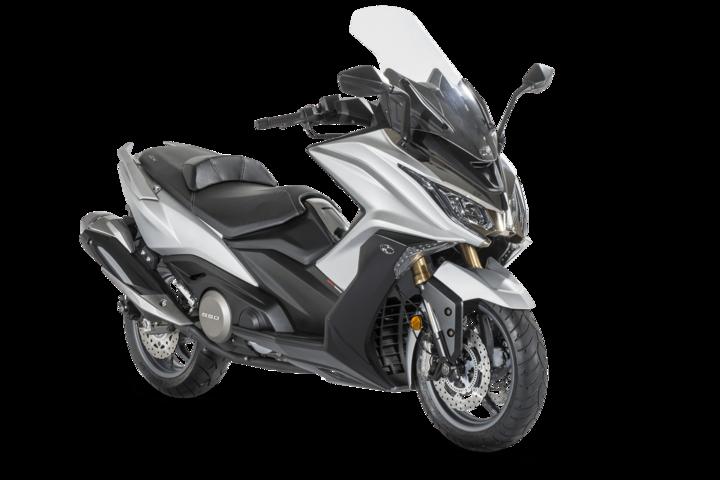 550ccm Motorroller / Roller AK 550i ABS - KYMCO