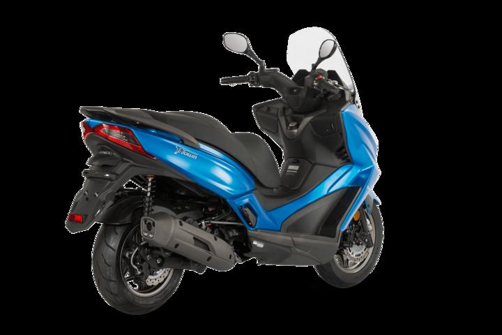 125ccm Motorroller / Roller X-TOWN 125i ABS - KYMCO