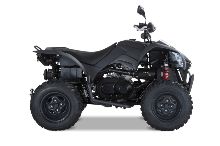 450ccm quad kymco maxxer 450i 4x2 offroad sport lof. Black Bedroom Furniture Sets. Home Design Ideas