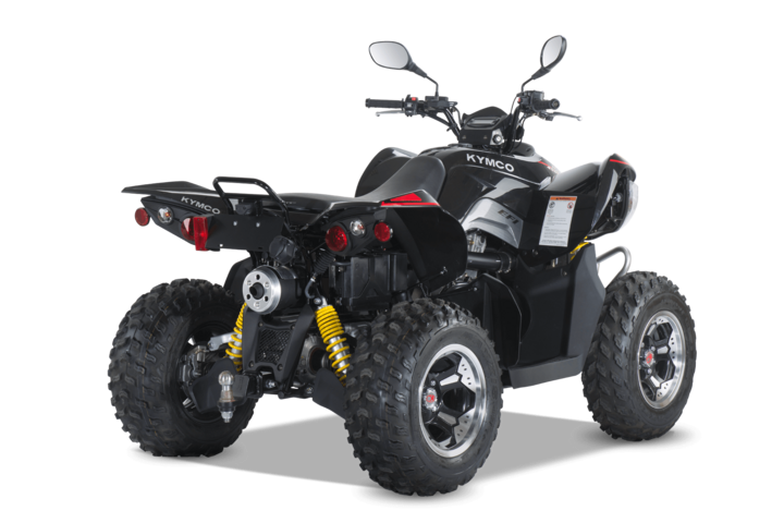 450ccm quad kymco maxxer 450i 4x4 offroad lof. Black Bedroom Furniture Sets. Home Design Ideas