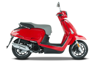 roller motorroller 125ccm von kymco. Black Bedroom Furniture Sets. Home Design Ideas