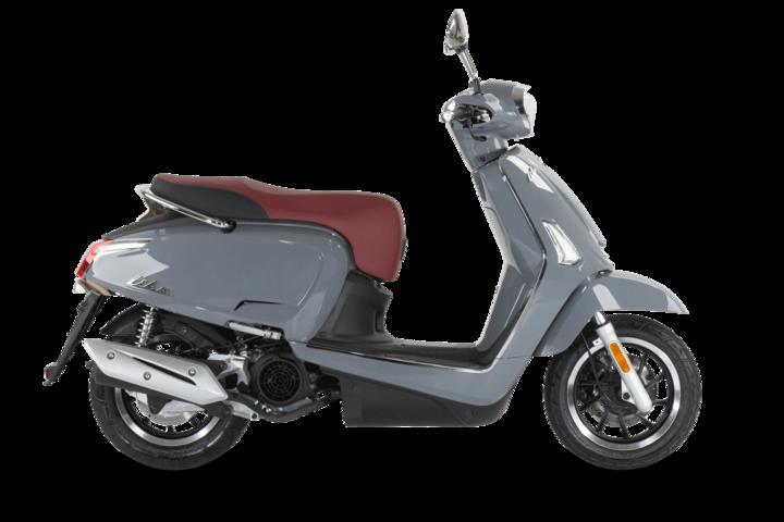 kymco 125 motorroller motorrad bild idee. Black Bedroom Furniture Sets. Home Design Ideas