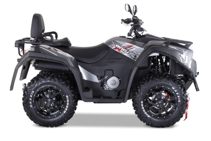 700ccm atv quad kymco mxu 700 exi eps lof. Black Bedroom Furniture Sets. Home Design Ideas