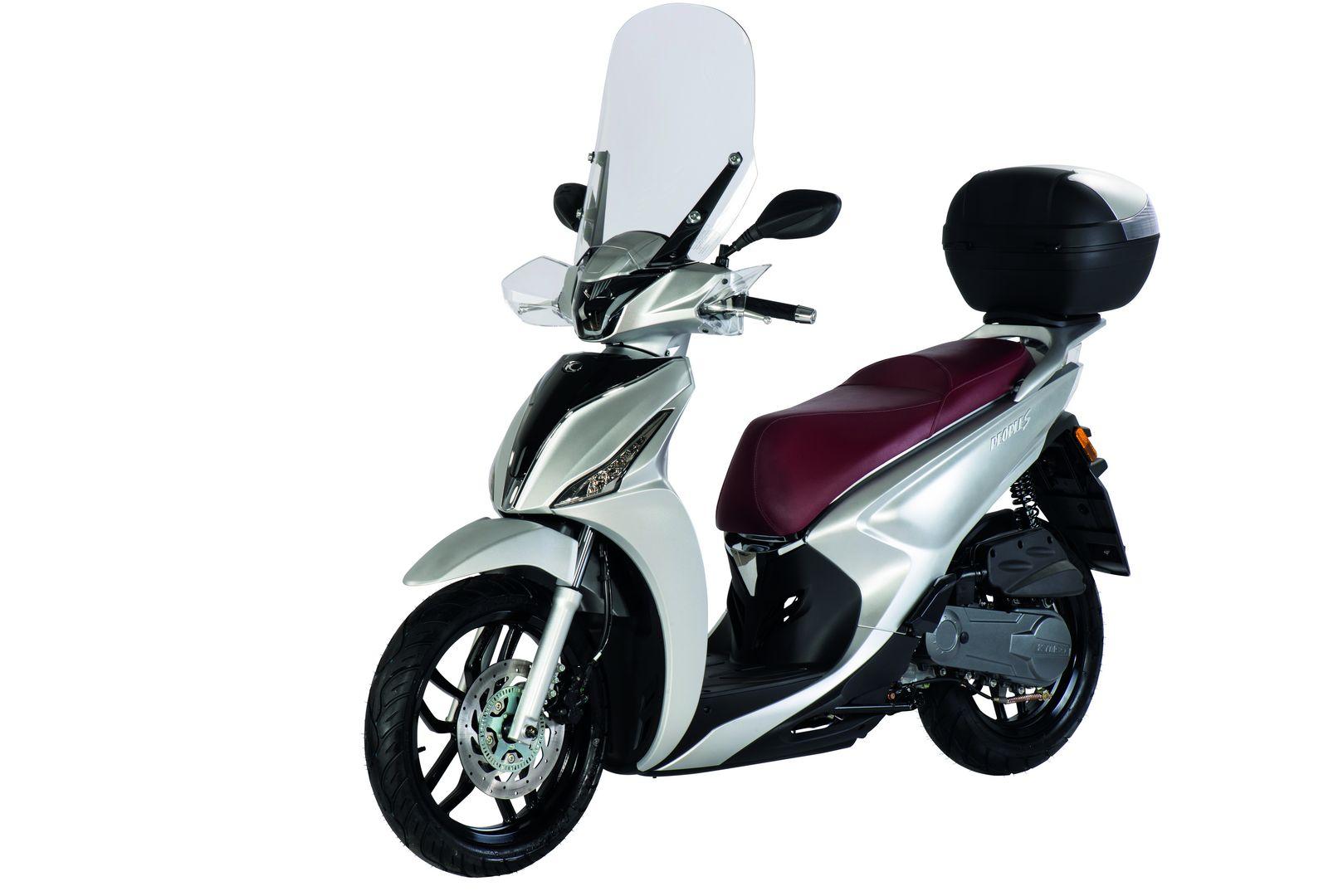 50ccm Motorroller / Roller LIKE II 50i - KYMCO