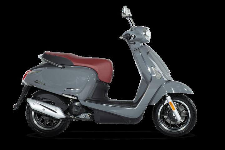 50ccm motorroller roller like ii 50i kymco. Black Bedroom Furniture Sets. Home Design Ideas