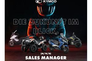 KYMCO Sales Manager