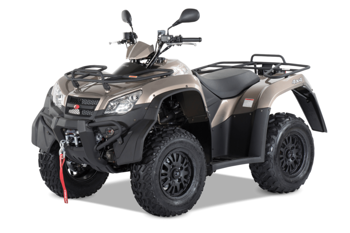 450ccm atv quad kymco mxu 450i 4x4 lof. Black Bedroom Furniture Sets. Home Design Ideas