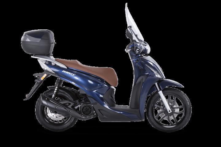 50ccm Motorroller Roller New People S 50i Kymco