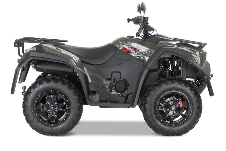 700ccm atv quad kymco mxu 700i lof. Black Bedroom Furniture Sets. Home Design Ideas