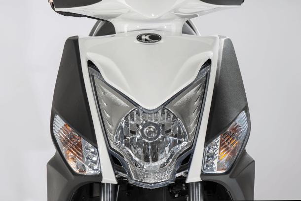 Motorroller 125ccm - KYMCO AGILITY CITY+ 125i CBS | Scheinwerfer