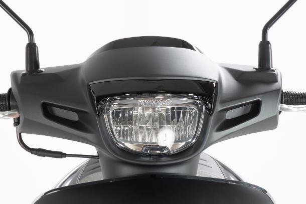 Motorroller 125ccm - Kymco Like II S 125i CBS   Voll LED-Scheinwerfer