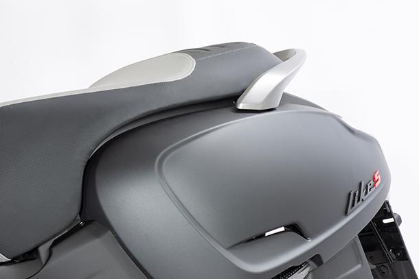 Motorroller 125ccm - Kymco Like II S 125i CBS   Gepolsterte Sitzbank