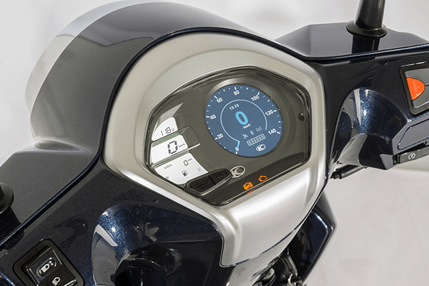 Motorroller 125ccm - Kymco Like II 125i ABS EXCLUSIVE | Digitales Cockpit mit NOODOE