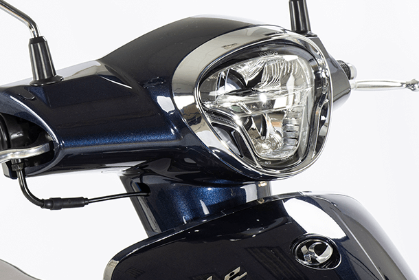 Motorroller 125ccm - Kymco Like II 125i ABS EXCLUSIVE | Voll LED-Scheinwerfer