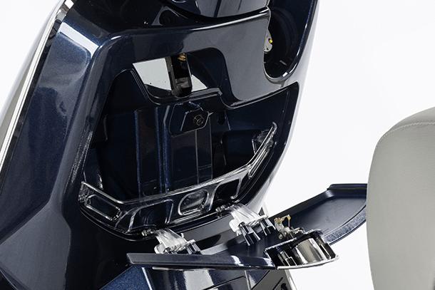 Motorroller 125ccm - Kymco Like II 125i ABS EXCLUSIVE | Handschuhfach mit USB-Anschluss