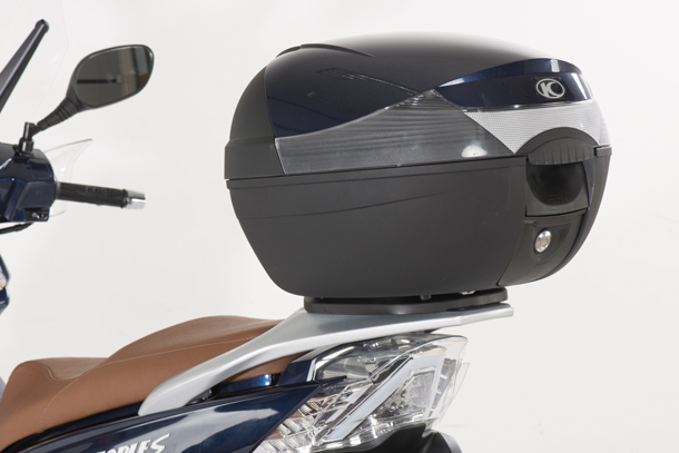 Motorroller 125ccm - Kymco New People S 125i ABS | Topcase