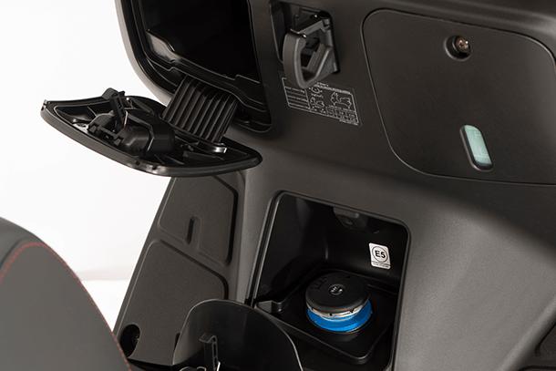 Motorroller 300ccm - Kymco GRAND DINK 300i ABS | Staufächer inkl. integriertem USB-Anschluss