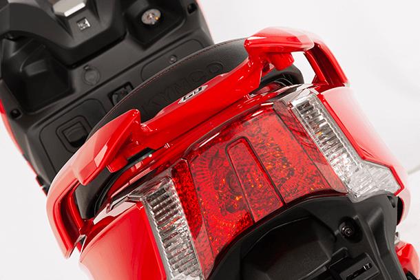 Motorroller 300ccm - Kymco GRAND DINK 300i ABS | Rückleuchte