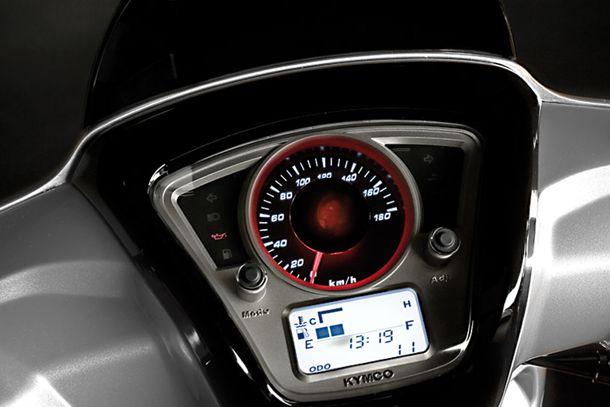 Motorroller 300ccm - Kymco People GT 300i | Digital-/Analogcockpit