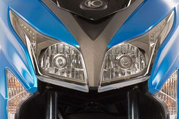 Motorroller 300ccm - Kymco X-TOWN 300i ABS | Doppelscheinwerfer