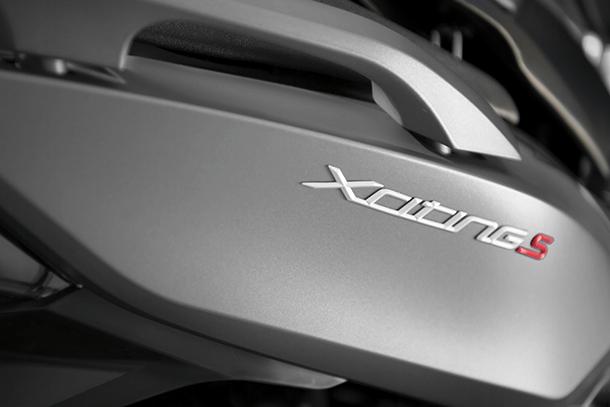 Motorroller 400ccm - Kymco XCITING S 400i ABS | Dekor