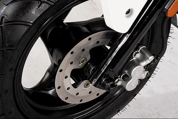 Motorroller 50ccm - Kymco Agility 50 4T | Bremsscheibe