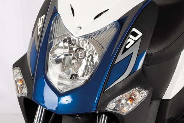 Motorroller 50ccm - Kymco Agility 50 4T | Scheinwerfer