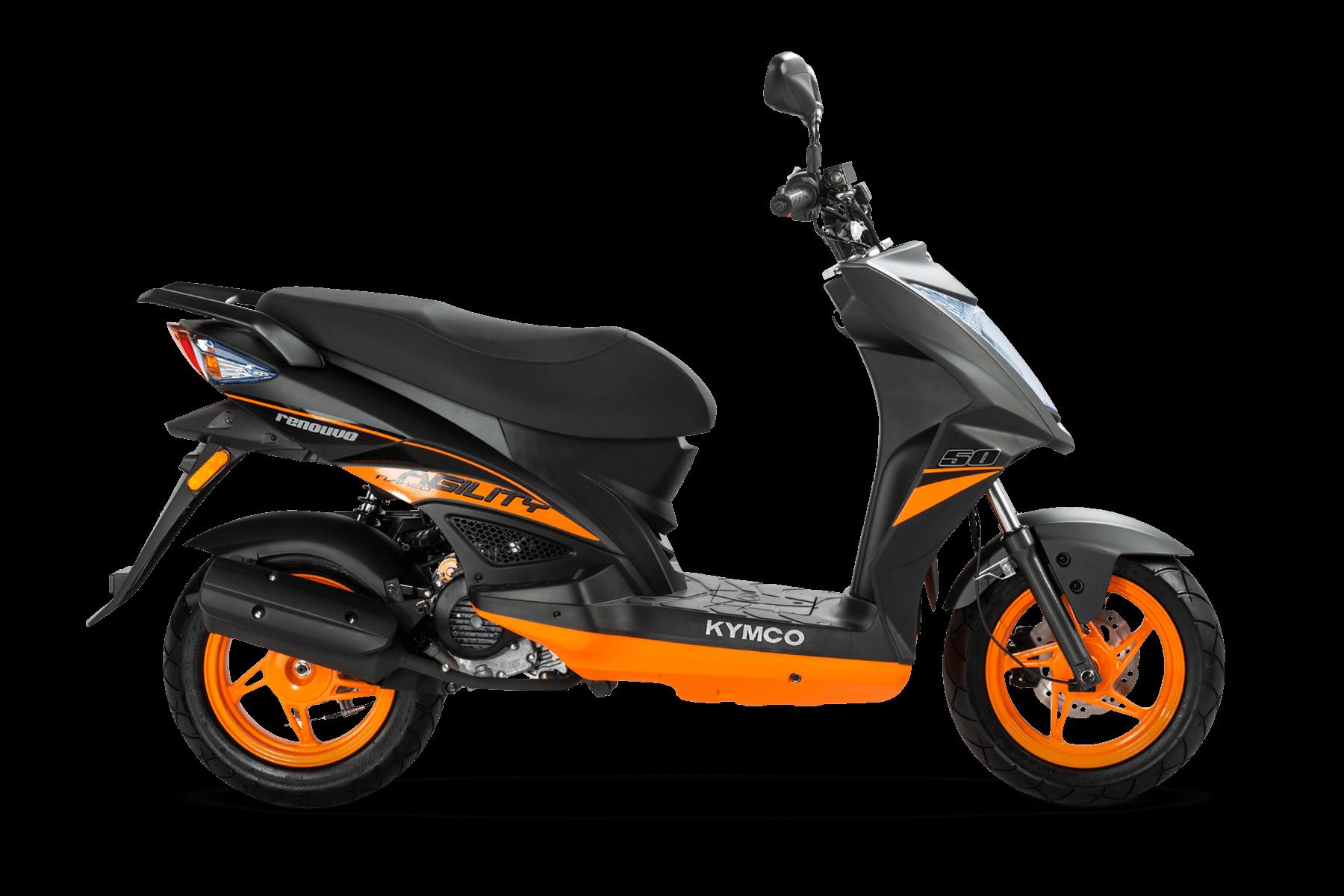 50ccm Motorroller Roller Agility Rs Naked 50 Kymco