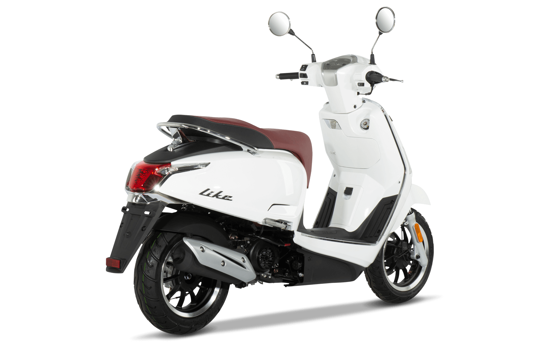 50ccm Motorroller / Roller NEW PEOPLE S 50i - KYMCO