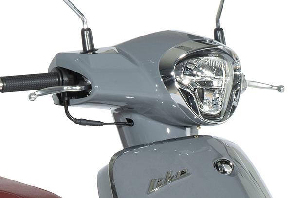 Motorroller 50ccm - Kymco Like II 50i 4T | Voll LED-Scheinwerfer