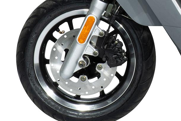 Motorroller 50ccm - Kymco Like II 50i 4T | Scheibenbremsen