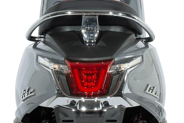 Motorroller 50ccm - Kymco Like II 50i 4T | Rückleuchte