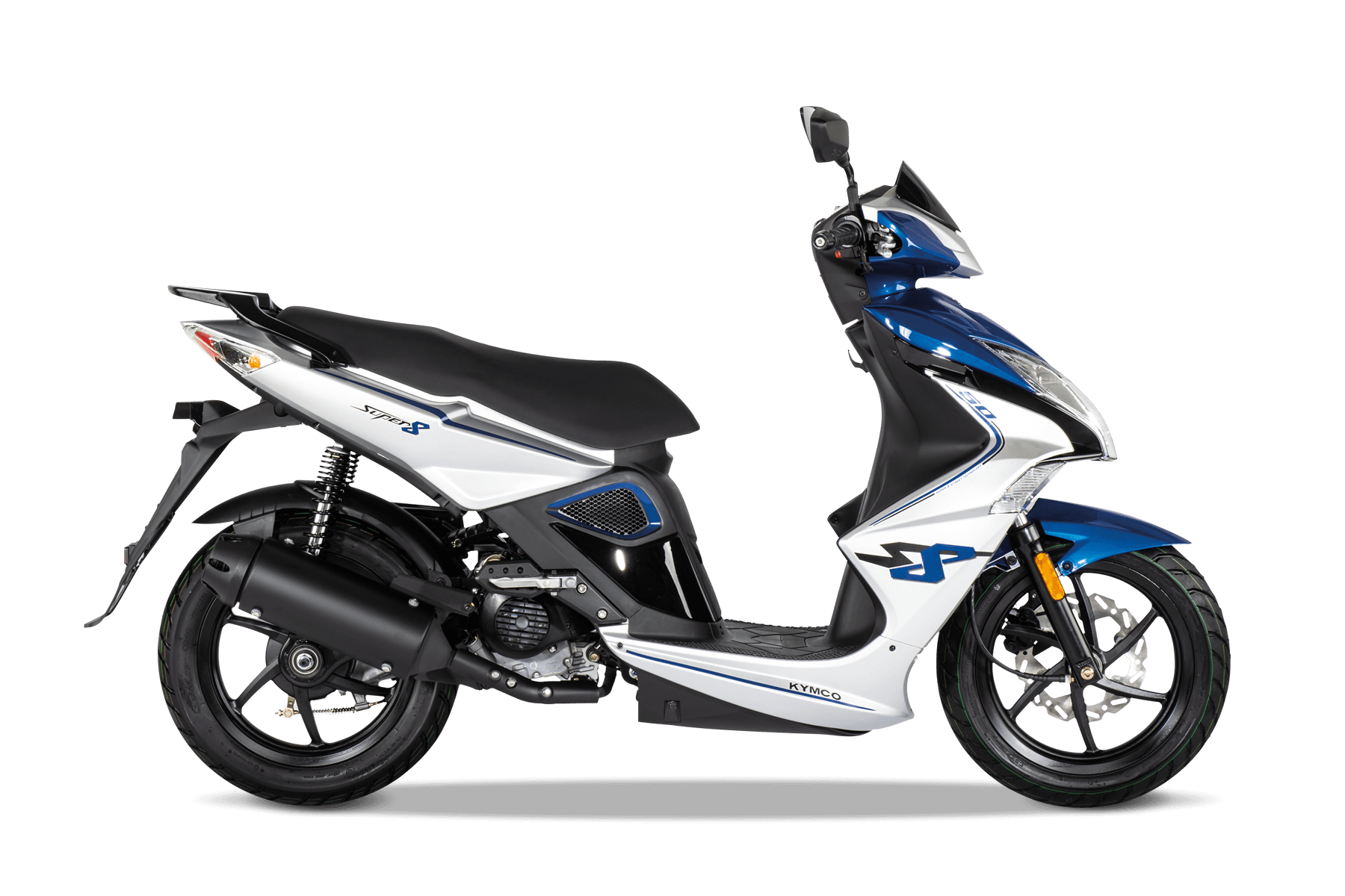 50ccm Motorroller Roller Super 8 50i Kymco